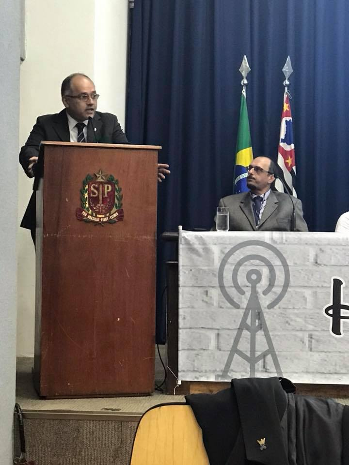 Galeria nº 89 - HOMENAGEM AO RADIOAMADORISMO NA ASSEMBLÉIA LEGISLATIVA DE SP / 2017